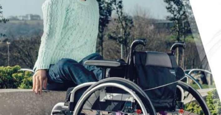 Fauteuil roulant INVACARE ACTION5