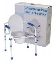Chaise de Toilettes Pliante - Image 1