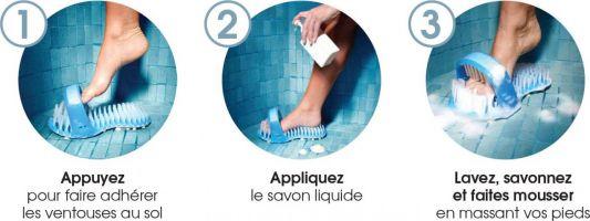 Sandale de Douche - Image 3
