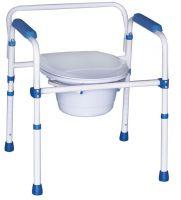 Chaise de Toilettes Pliante - Image 2