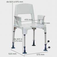 Chaise de douche & Garde robe - Image 2