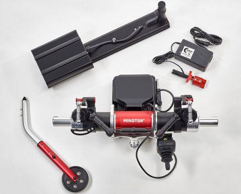 Système d'aide à la poussée Minotor - Image 2